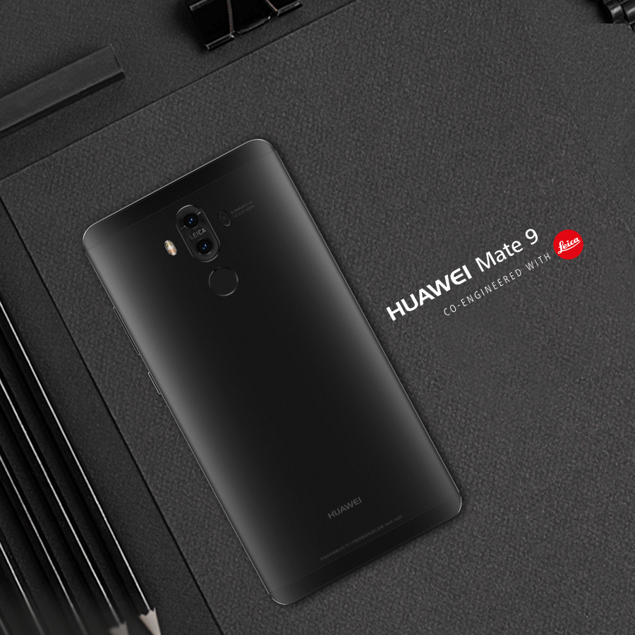 Blackout with Mate 9 – Check out the executive new version!