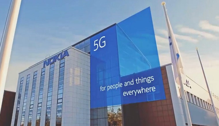 Nokia's 5G FIRST Solution to Hit the Market by End of 2017