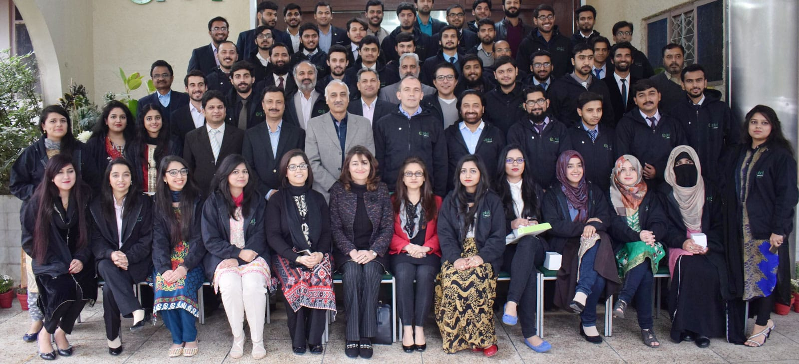 PTCL Summit Program Grooming Young Talent