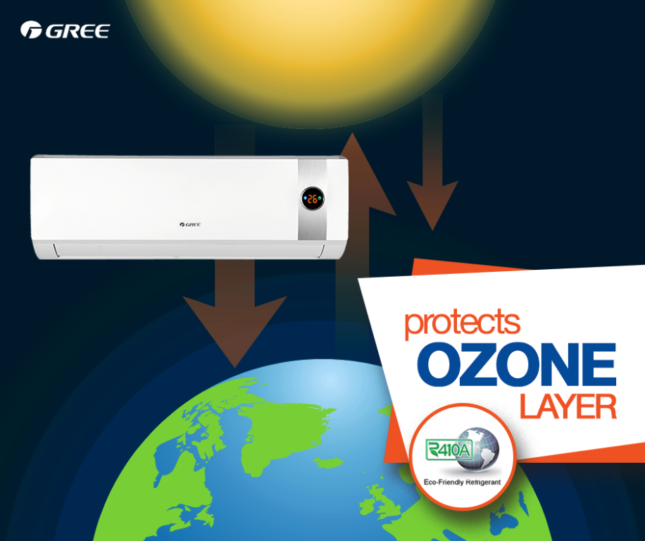 Gree introduces new models of LOMO series air-conditioners