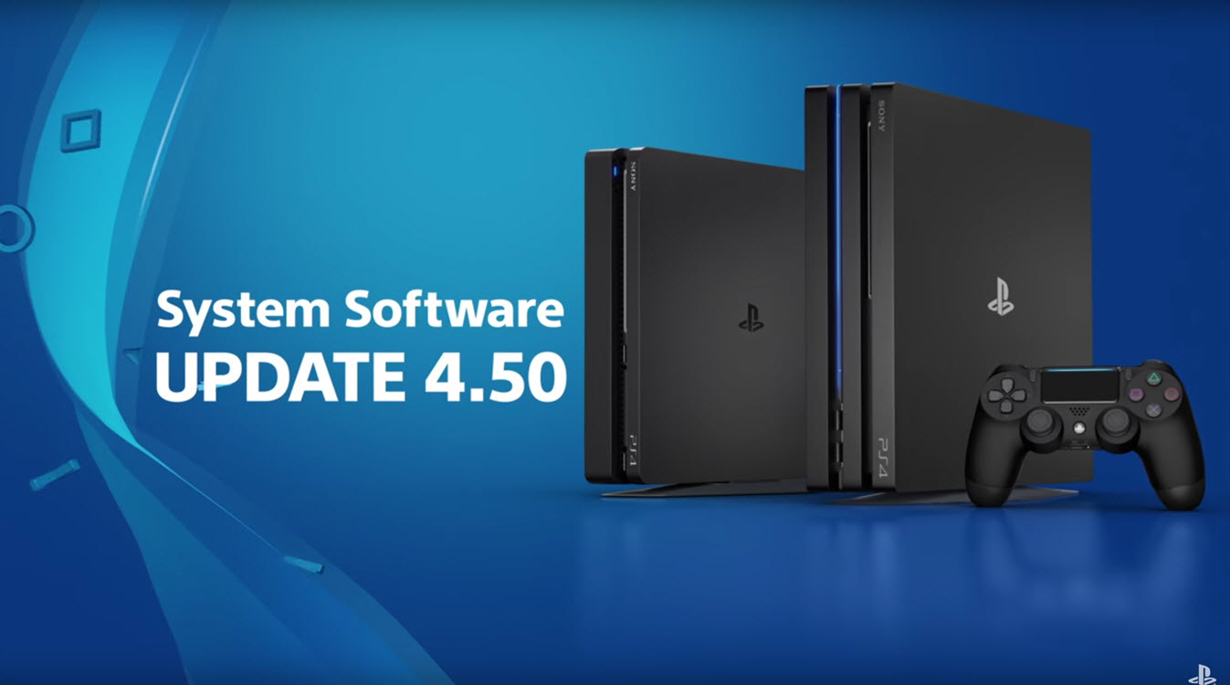 PS4 4.50 Update is out, and the PS4 Expert really advantages from Boost Mode
