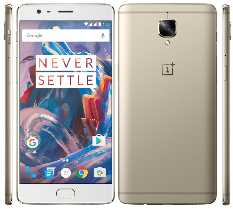 Soft-Gold-OnePlus-3-to-be-Available-in-July