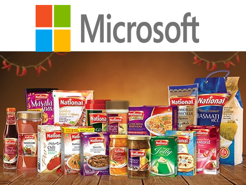 National Foods chooses Microsoft Cloud platform