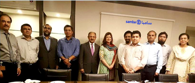 Samba Bank Pakistan Live with Temenos Core Banking System
