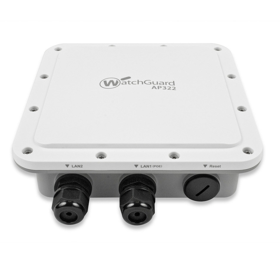 New WatchGuard Access Point Brings Secure, High-Performance Wi-Fi Outdoors