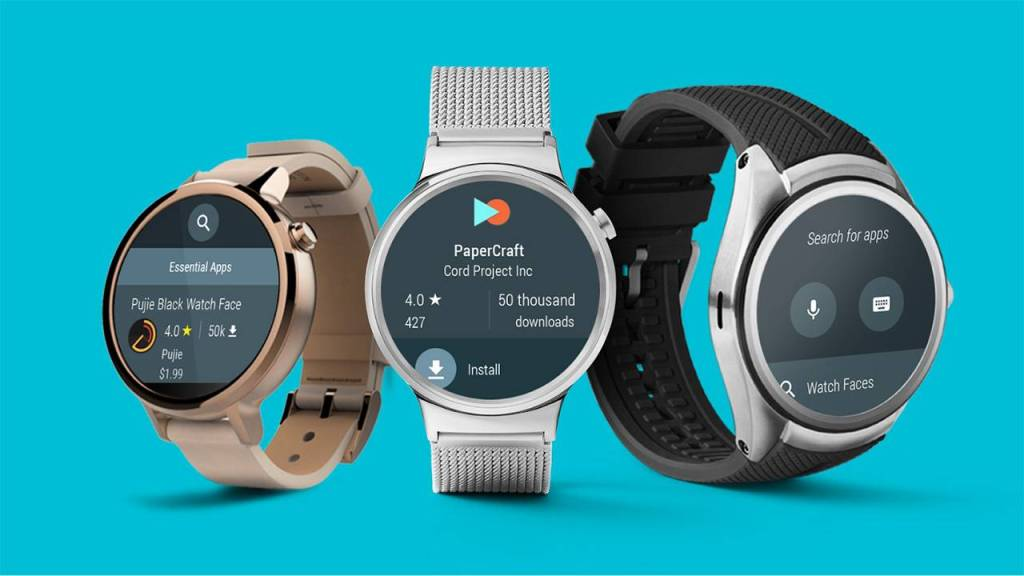 Android os Wear 2. 0 is rolling out to more devices now