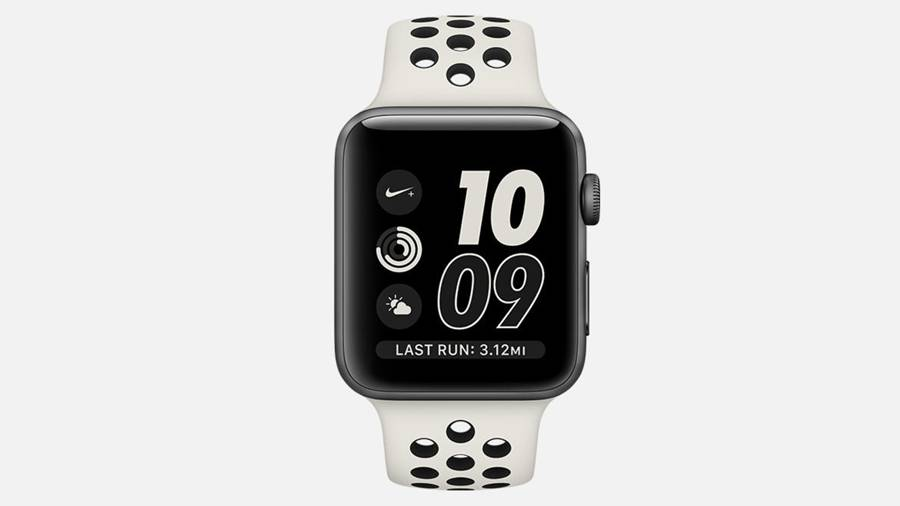 Apple Watch Nike+ has a brand new Band color with fitness-minded