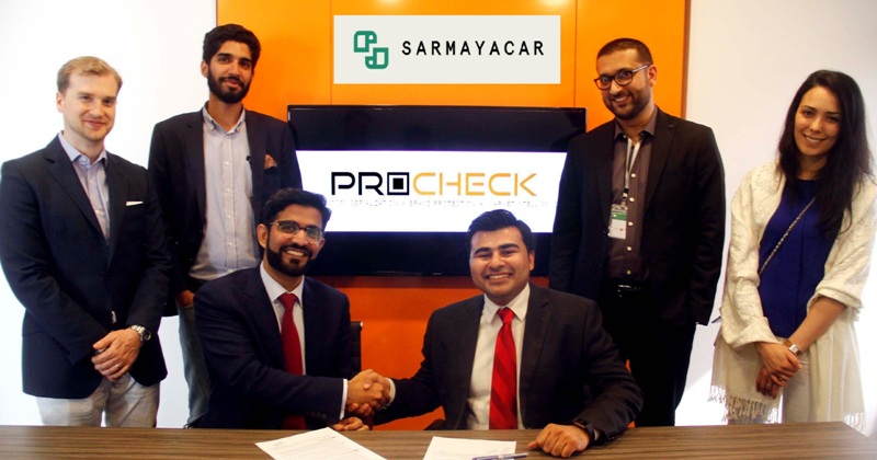 ProCheck Raises $250,000 in Seed Funding from Sarmayacar