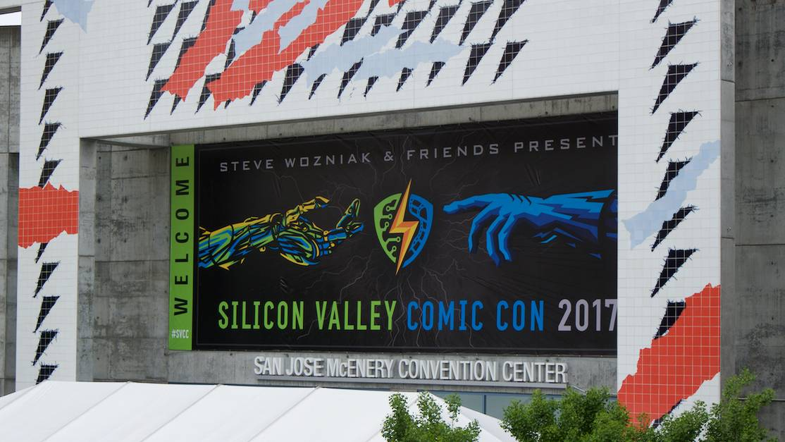 Silicon Valley Comic Con 2017 in photos