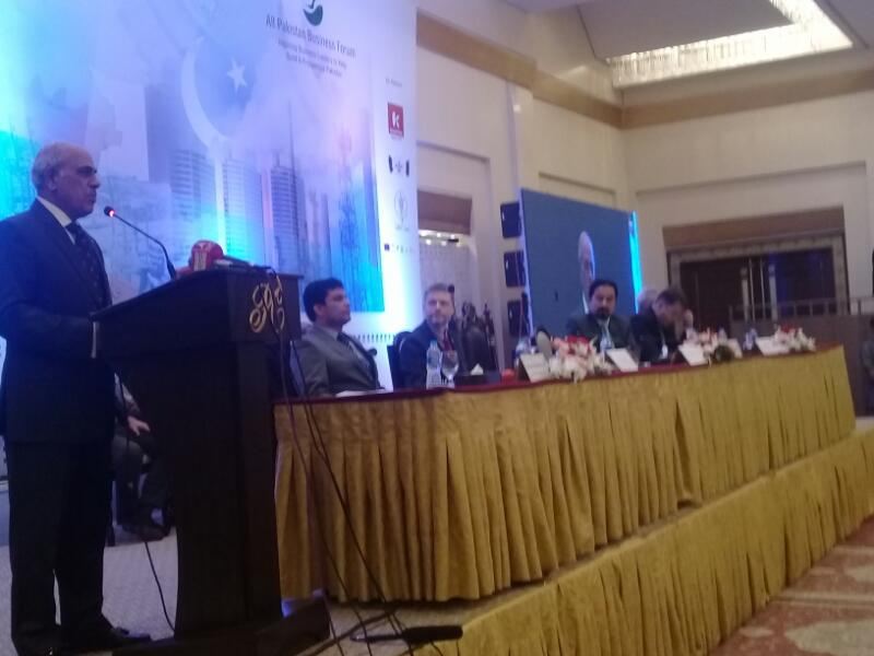 "Governor Punjab inaugurates ""Ease of Doing Business Conference"" by APBF"