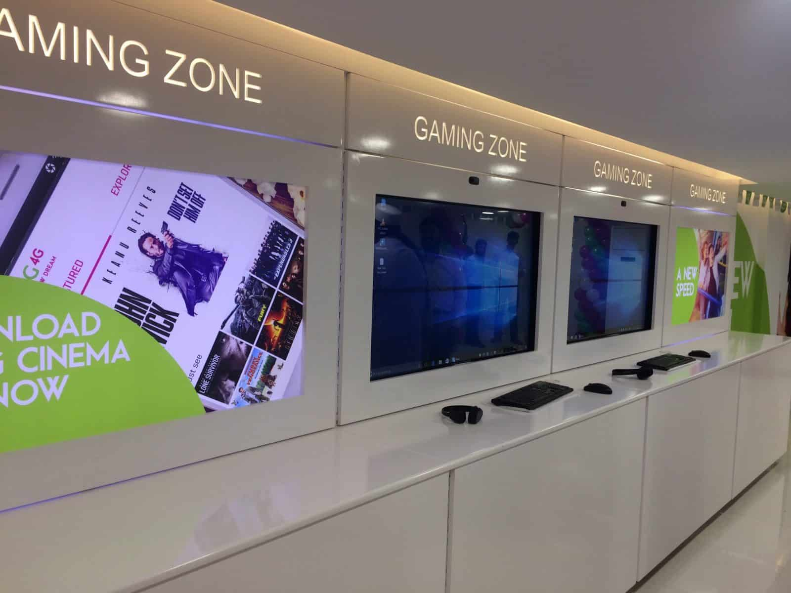 Zong Opens its Concept Store in Karachi