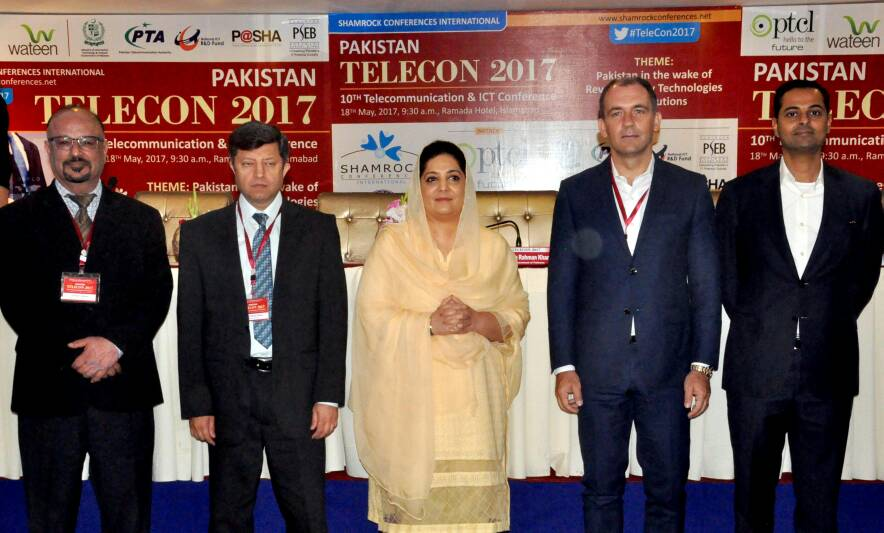 10th TeleCON 2017 forum chaired by the Minister of Telecom