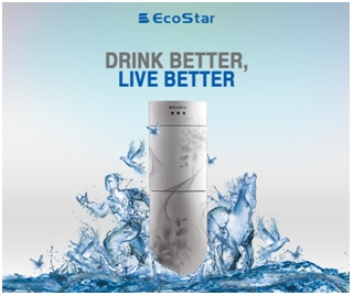 EcoStar advises to stay hydrated!