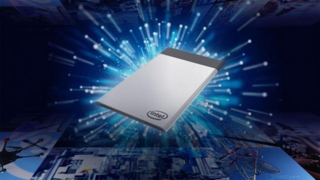 Computex 2017: Intel unveils Compute Cards with Intel Core-i5 and 4 GB Ram in how big is a debit card