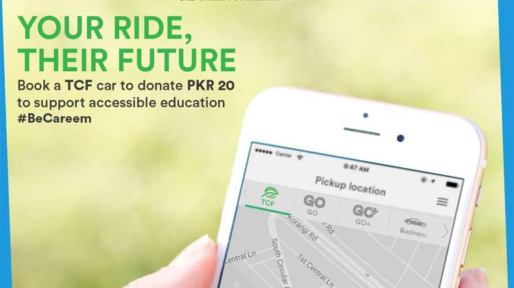 Careem Partners With TCF To Help Build Schools Across Pakistan
