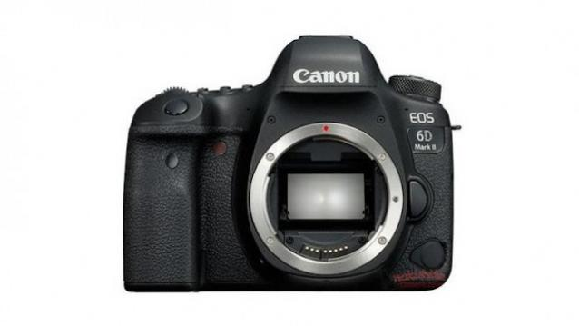 Cannon EOS 6D Mark II pricing and specifications leaked ahead reported 29 June