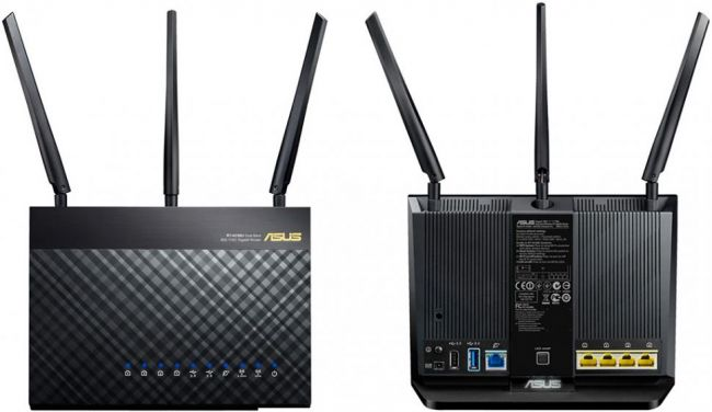 Asus's venerable AC1900 wireless router