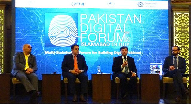 PTA Organized Pakistan Digital Forum