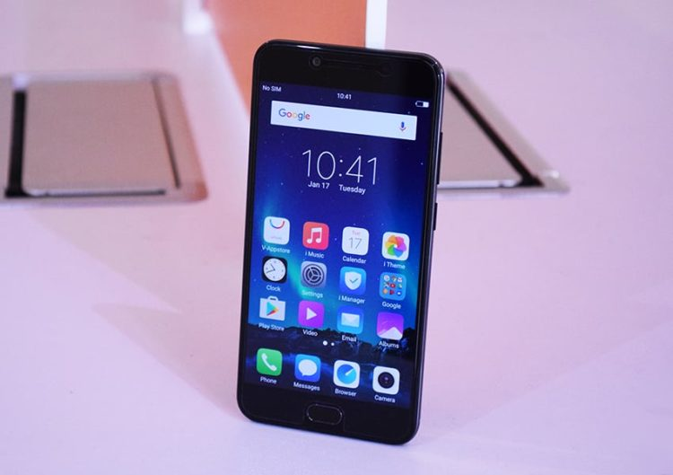 Vivo Pakistan Now Offers V5s in Matte Black Color