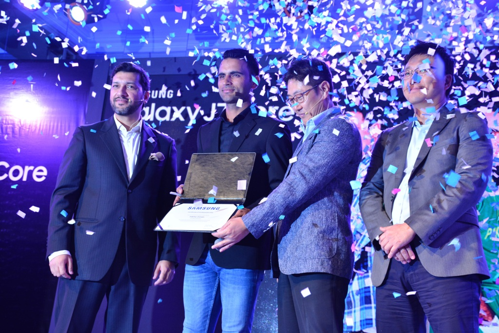 Samsung Launches the all new J7 Core in Pakistan