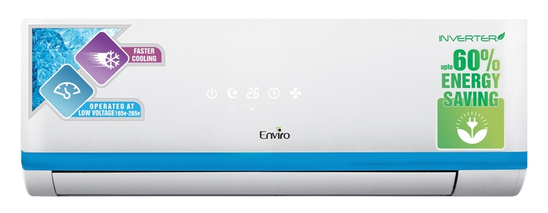 'Enviro' Electronics offers the best economical Inverter AC's