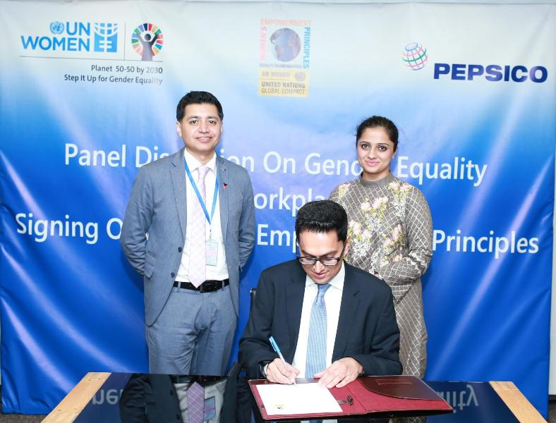Fina Picture..PepsicoWEP signing (NXPowerLite Copy)
