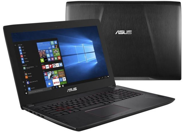 Get an Asus 15.6-in Gaming laptop with GeForce GTX 1060 for $1,109