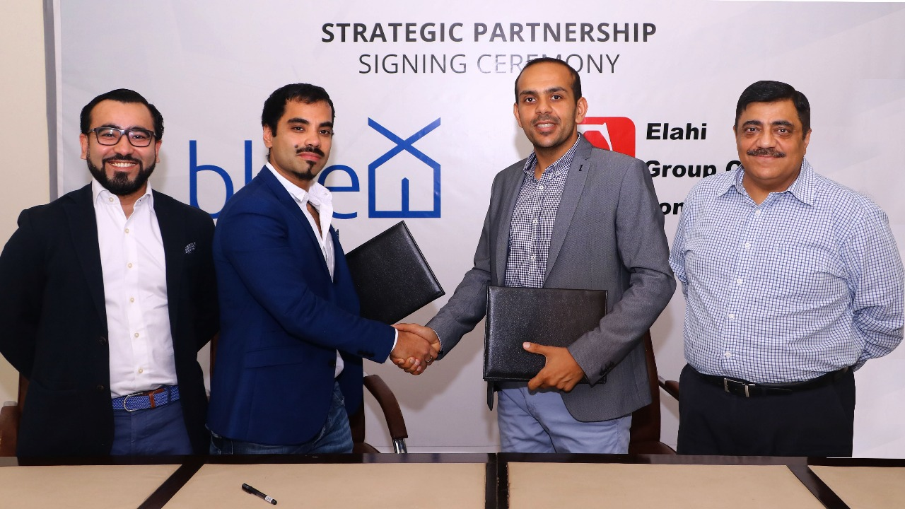 blueEX partners with Elahi Group of Companies to excel in the Logistics Market