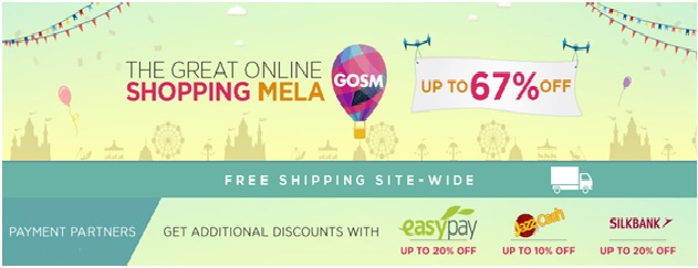 Daraz cuts the ribbon on 7-day Great Online Shopping Mela!