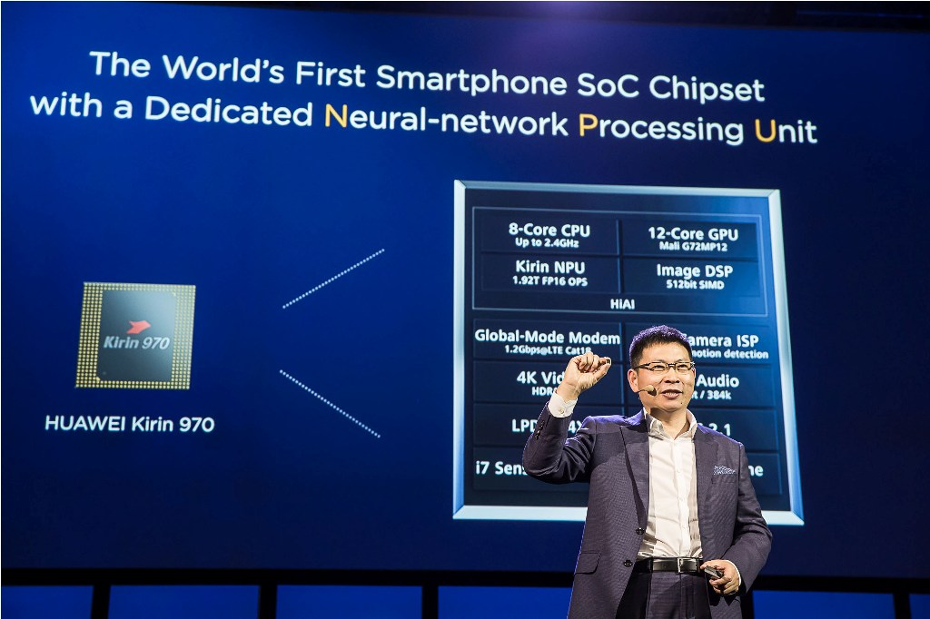 HUAWEI's Kirin 970 revolutionary benefits for users