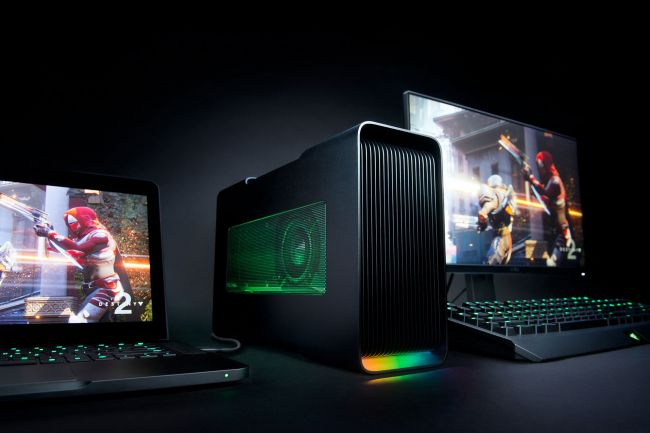 Razer changes its Blade Stealth games laptop and exterior graphics enclosure