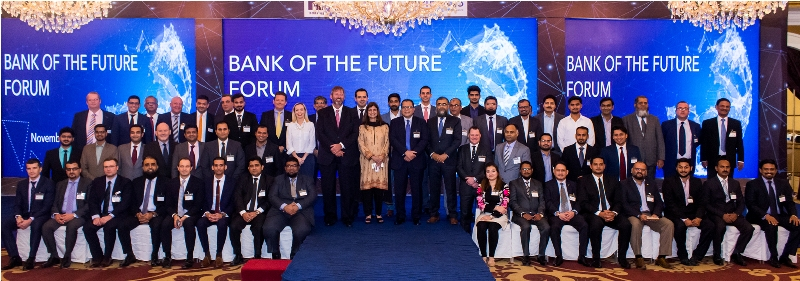 NDC organizes Bank of the Future Forum in Karachi.