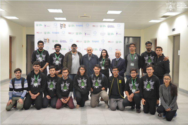 LUMS Hosts Startup Weekend Lahore 2017