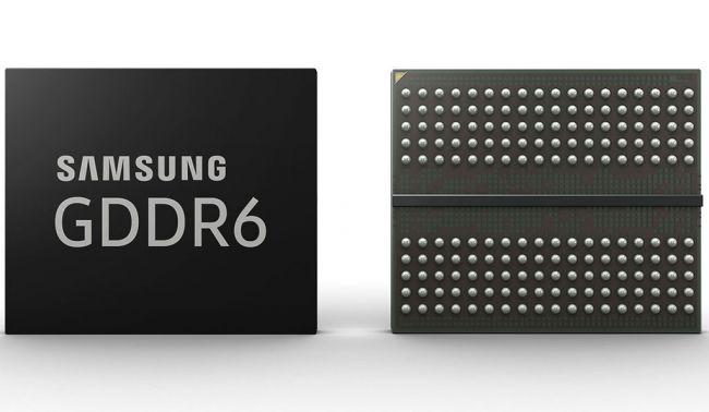 Samsung's GDDR6 memory is shaping up to be faster than expected