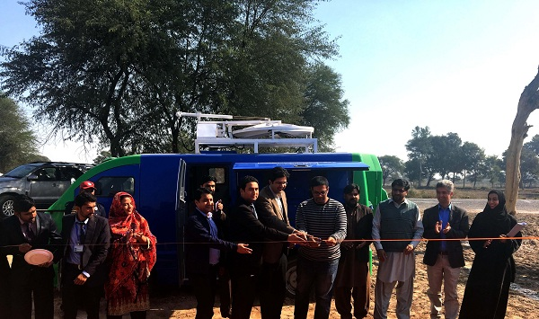 Khushhali Microfinance Bank Limited Increasing Financial Accessibility through 'Branch on Wheels'