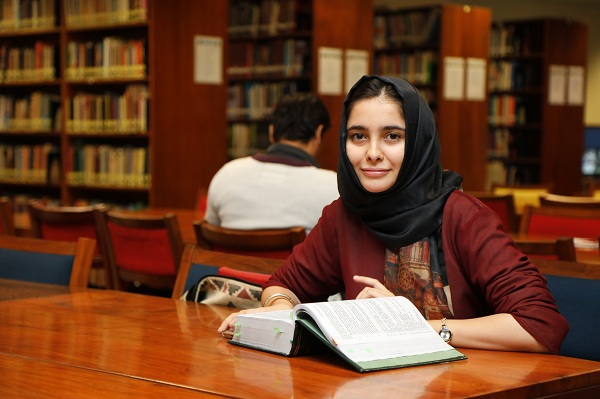LUMS LAW STUDENT SANA NAEEM WINS THE RHODES SCHOLARSHIP 2018