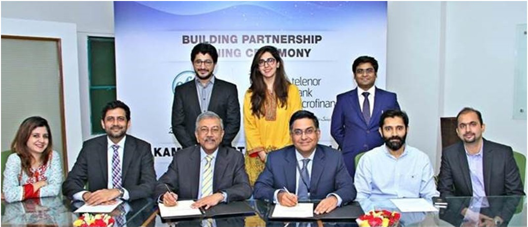 Telenor Microfinance Bank partners with EFU Life to upgrade its mass market product