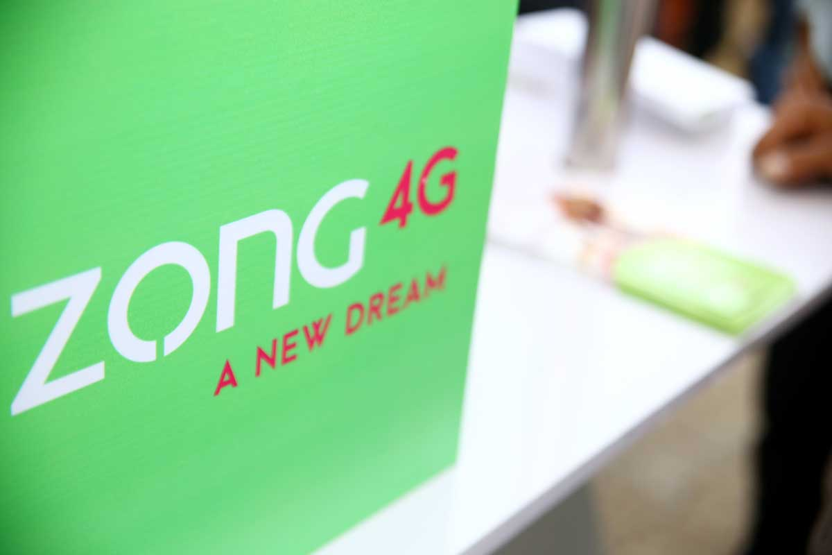 "Zong 4G's free WhatsApp – A ""Boundary-less 4G Customer Experience"""
