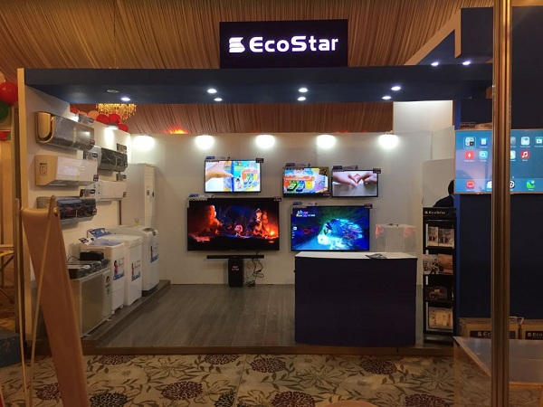 GREE & EcoStar actively participated at Family Expo in Multan