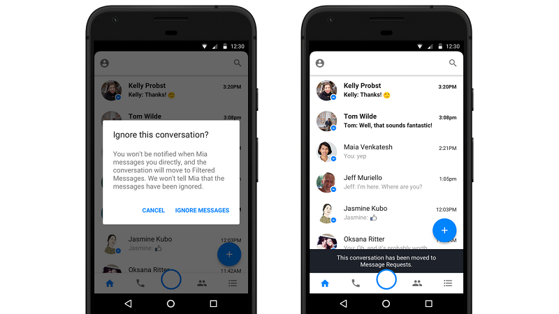 Facebook announces new features to avoid harassment on its platform as well as on Messenger