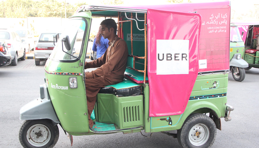 Pindi gets affordable ride option through uberAUTO