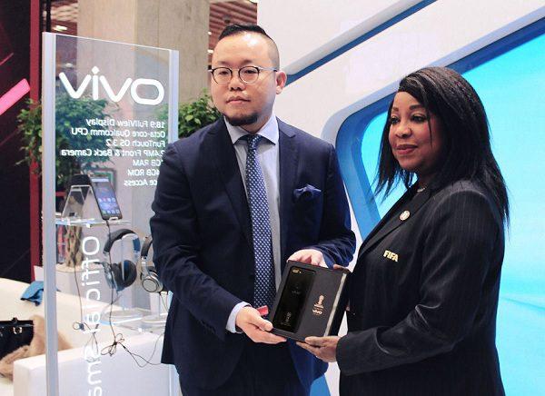 Vivo Unveils 2018 FIFA World Cup Special Edition Smartphone