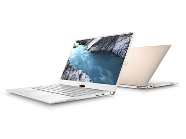 Dell announces a new XPS 13 with 8th gen quad-core processors and 4K-UHD display at CES 2018; pricing starts off at $999.99