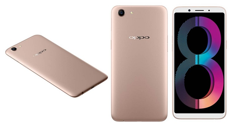 OPPO Launches Entry level A83with AI Beauty &Full Screen Display