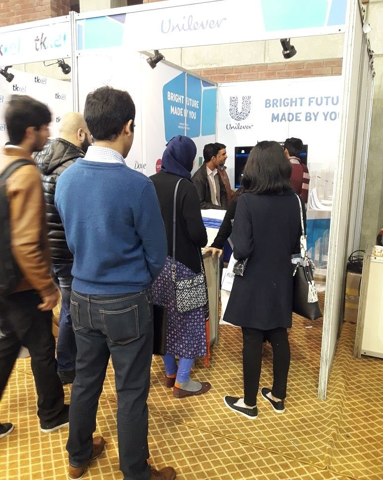 LUMS ANNUAL CAREER FAIR 2018