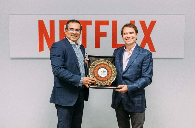 PTCL inks agreement with Netflix to provide online subscription video on demand to its subscribers