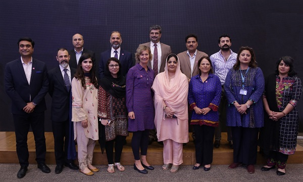 Telenor Pakistan pledge towards 'Reduced Inequalities' accentuated at Sustainability Conference