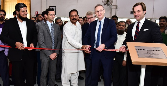 Siemens boosts manufacturing in Pakistan with new production for power technology
