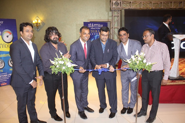 StormFiber Triple Play Services Now Available in Hyderabad