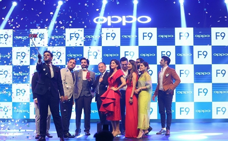 OPPO F9 lands in Pakistan powered by VOOC Flash Charge & Gradient Color Design